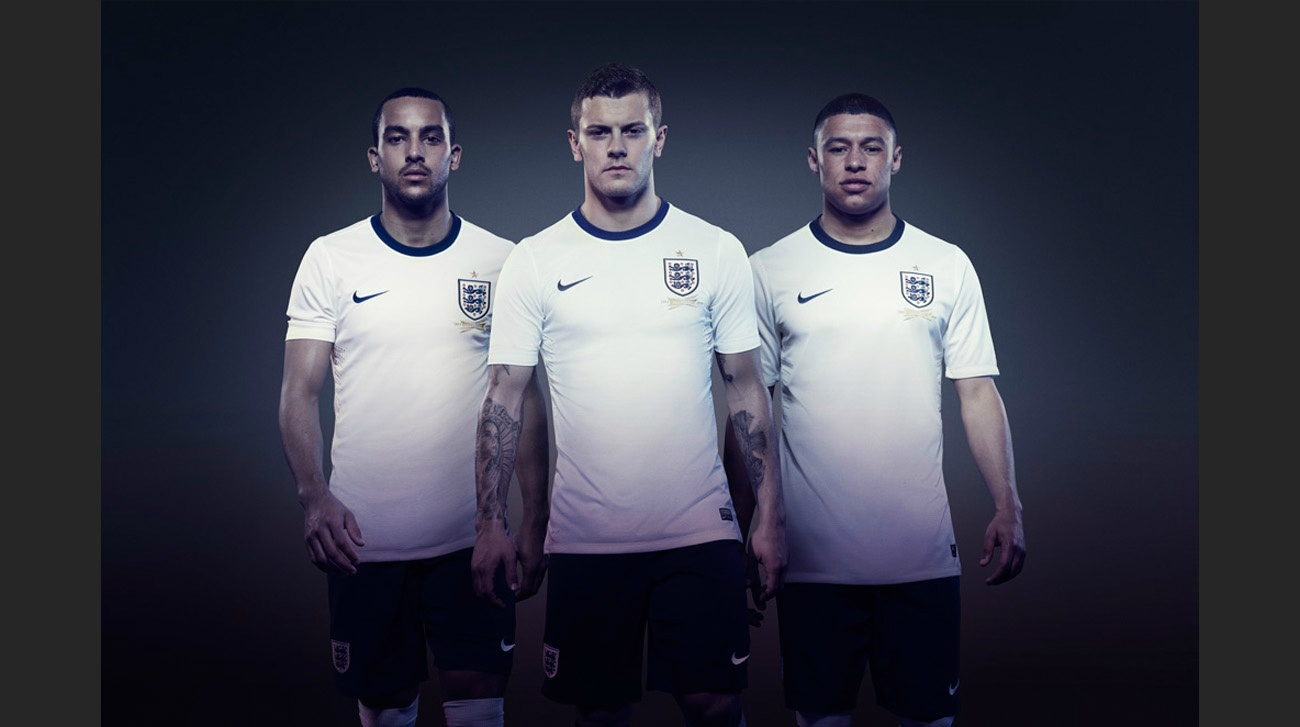save off 5b62b 7f985 NIKE England Kit Launch | The Work | Production Company ...