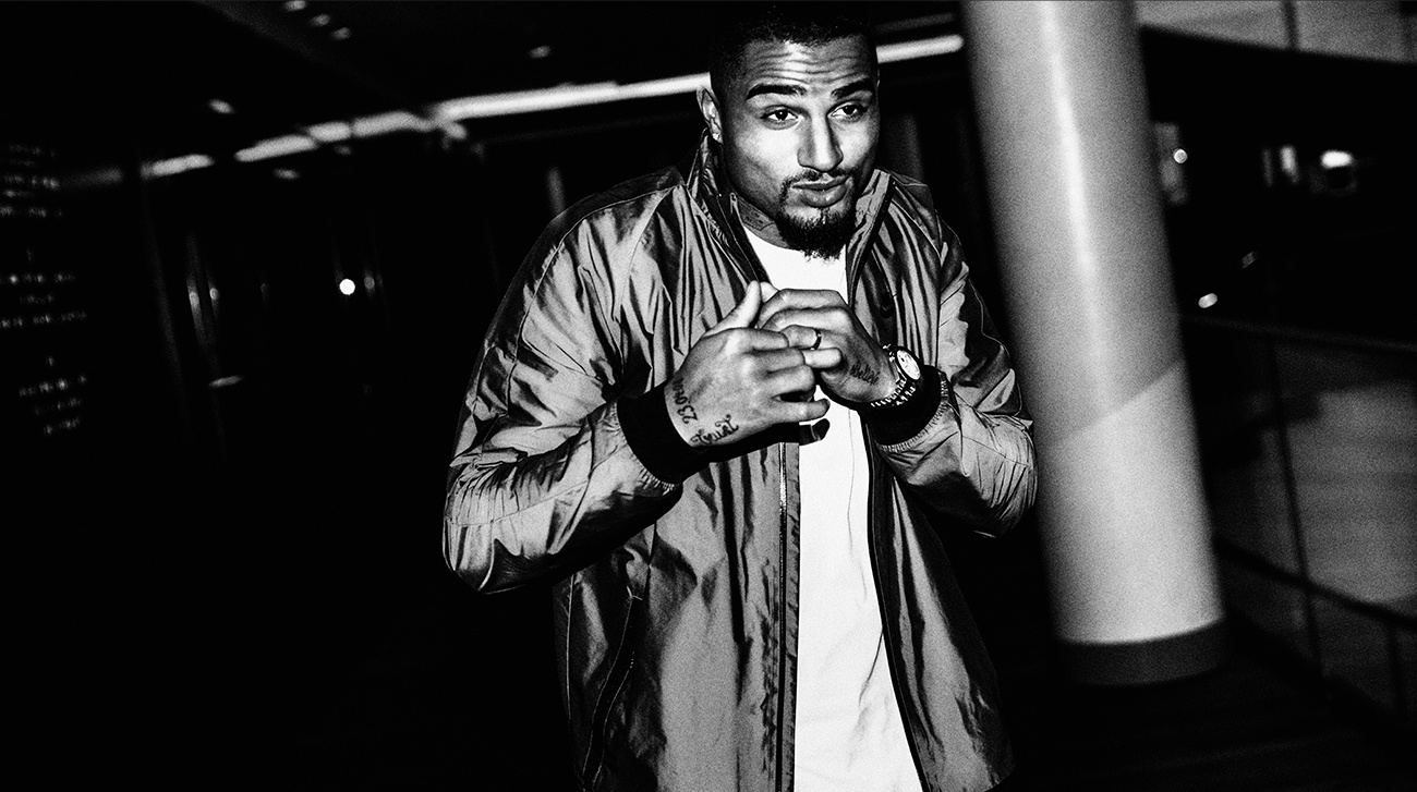 KEVIN PRINCE BOATENG IS NIKE F.C. Berlin Football Soccer Dani Kiwi Meier ManaMedia Production Company PDX Portland