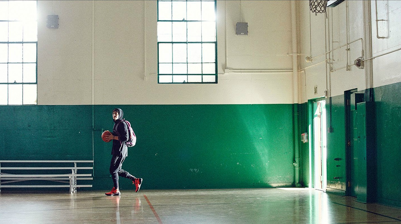 green Nike Basketball Christopher Anderson ManaMedia Production Company Creative Services Portland Dani Kiwi Meier PDX MANA