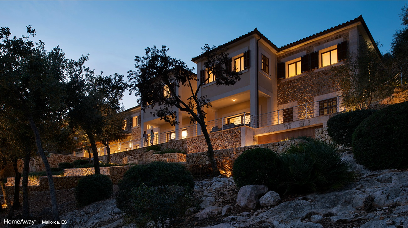 Mallorca ES building HomeAway Your Home Away from Home ManaMedia MANA Production Company London Photography Architecture Landscape Vacation