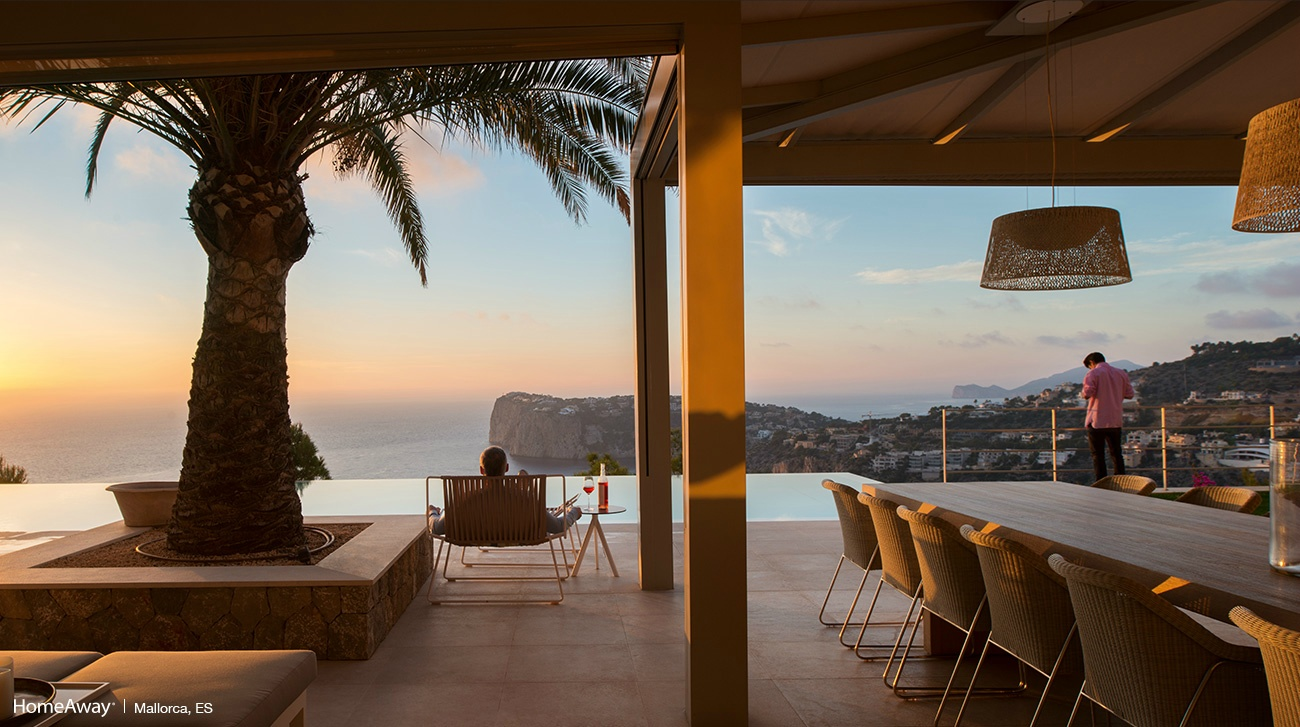 Mallorca ES Wow View HomeAway Your Home Away from Home ManaMedia MANA Production Company London Photography Architecture Landscape Vacation