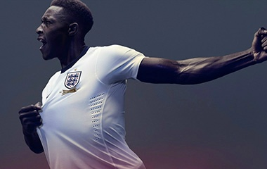 NIKE England Kit Launch