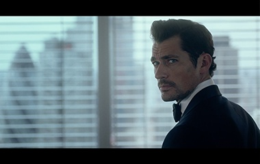 David Gandy for Wellman