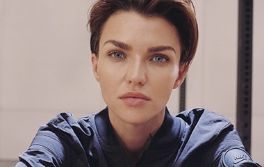 NIKE RUBY ROSE Force Is Female